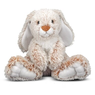 "Princess Soft Toys 14"" Plush Burrow Bunny"