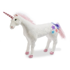 Melissa & Doug Unicorn Plush