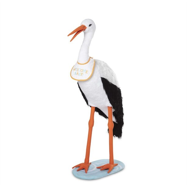 Melissa & Doug® Lifesize Plush Animal Stork