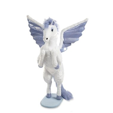 Melissa & Doug Lifelike Plush Giant Winged Pegasus Stuffed Animal