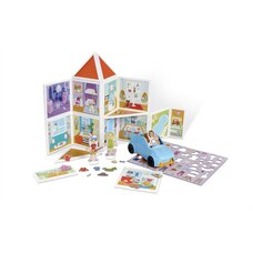 Melissa and Doug® Magnetivity™ Magnetic Building Play Set Our House
