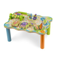 Melissa and Doug® Activity Table Jungle Theme