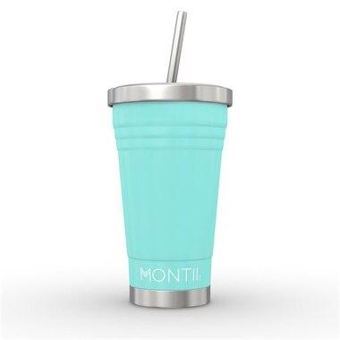 MontiiCo Original Smoothie Cup Teal 450 ML
