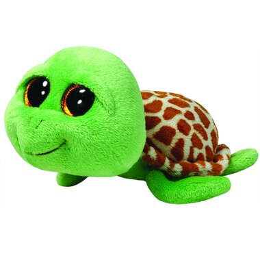 Ty - Zippy Green Turtle