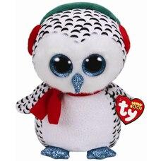 3559bb55918 Ty Beanie Babies are the best! Ty Nester Owl Plush Regular