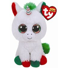 356afb65ca5 Ty Candy Cane Unicorn Plush Regular