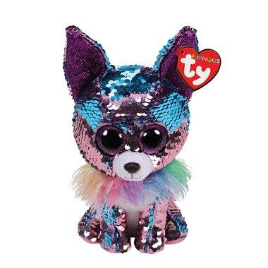 Ty® Flippables™ Magic Sequin Plush Animal Chihuahua Yappy Regular