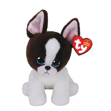 Ty® Plush Animal Terrier Portia Regular