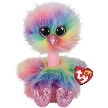 Ty® Asha Ostrich Rainbow Medium