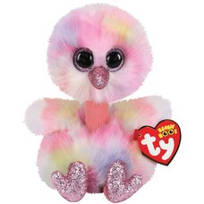 Ty Beanie Boo Avery Pastel Ostrich - Regular