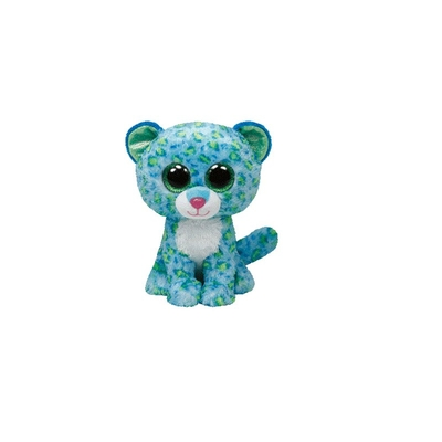 8a6a0926f7a Leona - Blue Leopard (Small) by Ty