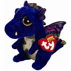 0de0a0ae2c9 Ty Beanie Boos® Saffire Dragon - Regular
