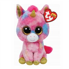 100beb57927 Ty - Fantasia - Multicolor Unicorn (Medium)