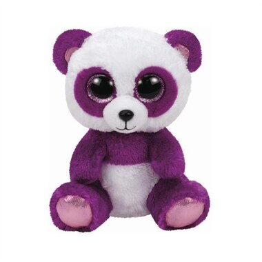 TY beanie Boos Boom Boom the Panda (Medium)