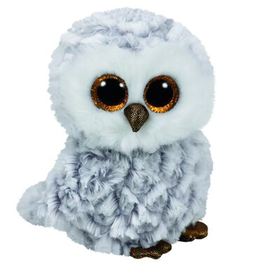 TY - Owlette the White Owl (Small)