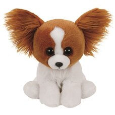 TY BEANIE BOOS Barks the Brown Dog (Small) 8a492cf0091