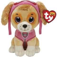 Ty Teanie Boos - Paw Patrol - Skye Cockapoo Dog (Small)