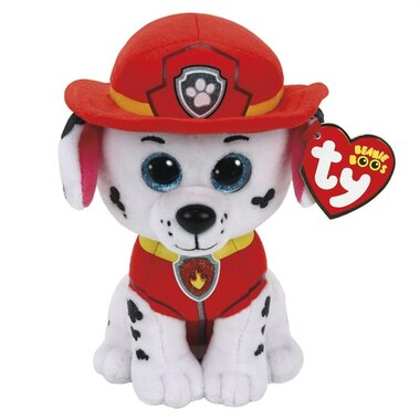 Ty Teanie Boos - Paw Patrol - Marshall Dalmation Dog (Small) by Ty ... 0efd75642d1a