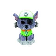 Ty Teanie Boos - Paw Patrol - Rocky Dog (Small)