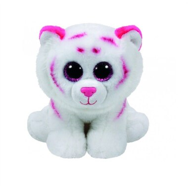TY - Tabor the Pink/White tiger (Small)