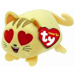 CAT HEART EYE TEENY TY