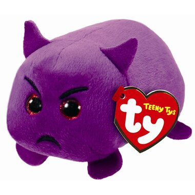 603cba5dbb1 Ty Beanie Boos® Stackable Plush — Emoji Movie — Devil by Ty