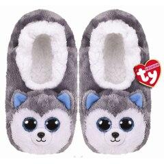 Ty® Beanie Boo's™ Plush Animal Slipper Socks Slush Medium