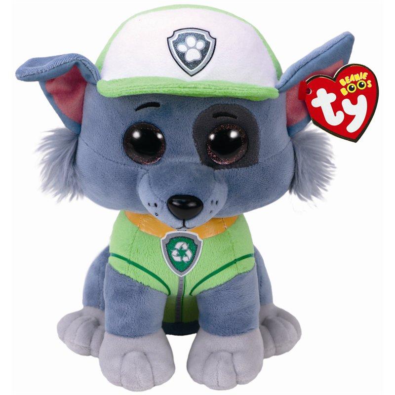 Ty Beanie Boos® Rocky Dog - Medium by Ty  c87541c83e9