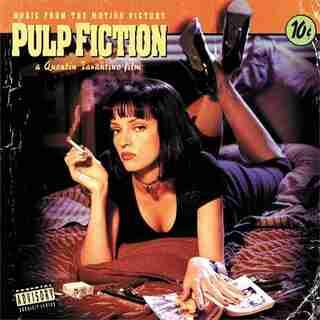 PULP FICTION ORIGINAL SOUNDTRACK - VINYL