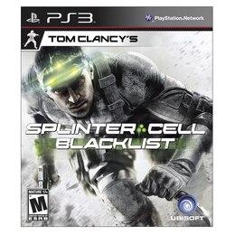 Tom Clancy's Splinter Cell Blacklist PS3