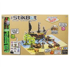 Stikbot Movie Set - Pirate