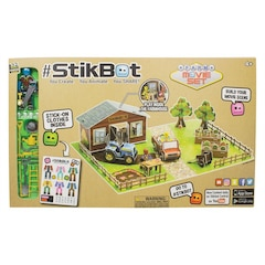 Stikbot Movie Set - Farm
