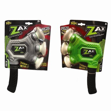 Zing® Zax™ Safe Axe-Throwing