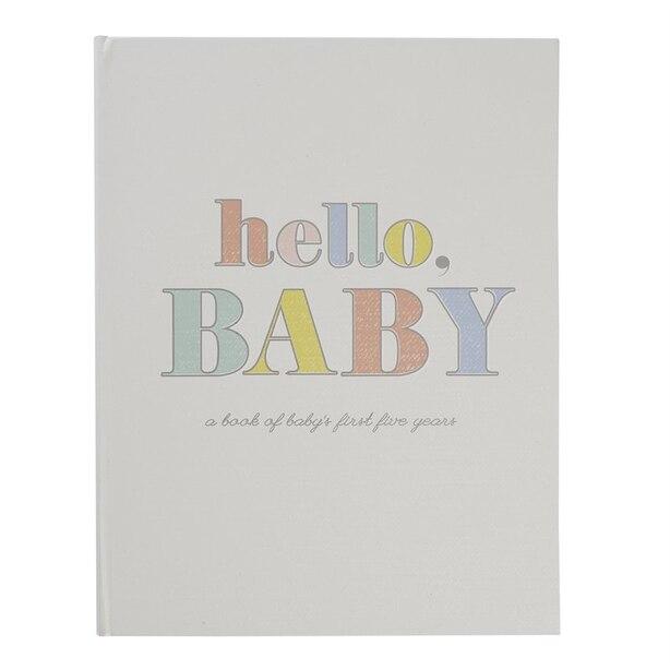 Hello Baby Memory Book