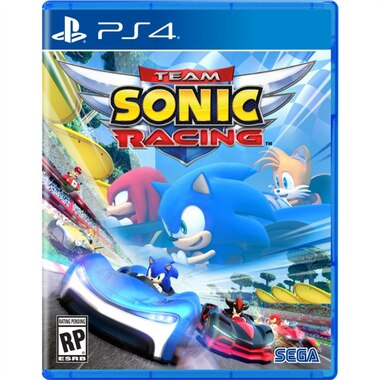 TEAM SONIC RACING | PS4