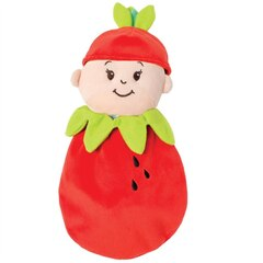 wee baby stella fruit suit - strawberry