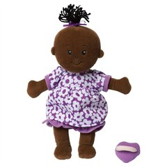 NEW WEE BABY STELLA BROWN DOLL