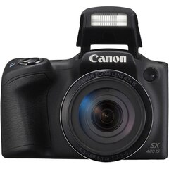 Canon PowerShot Digital Camera SX420 IS - Black