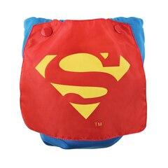 Bumkins Caped Diaper, Superman