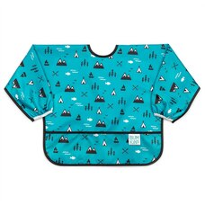 Bumkins - Sleeved Bib - Outdoors