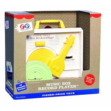 Fisher-Price™ Classics Music Box™ Record Player