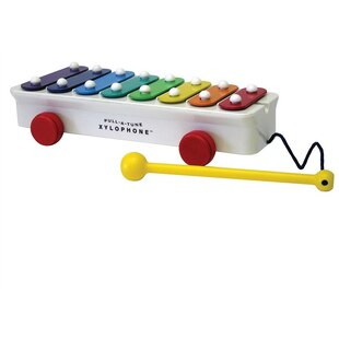 Fisher Price Classics Pull a Tune Xylophone