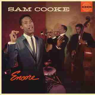 SAM COOKE - ENCORE - VINYL