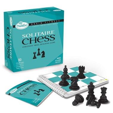 ThinkFun® Brain Fitness Solitaire Chess®
