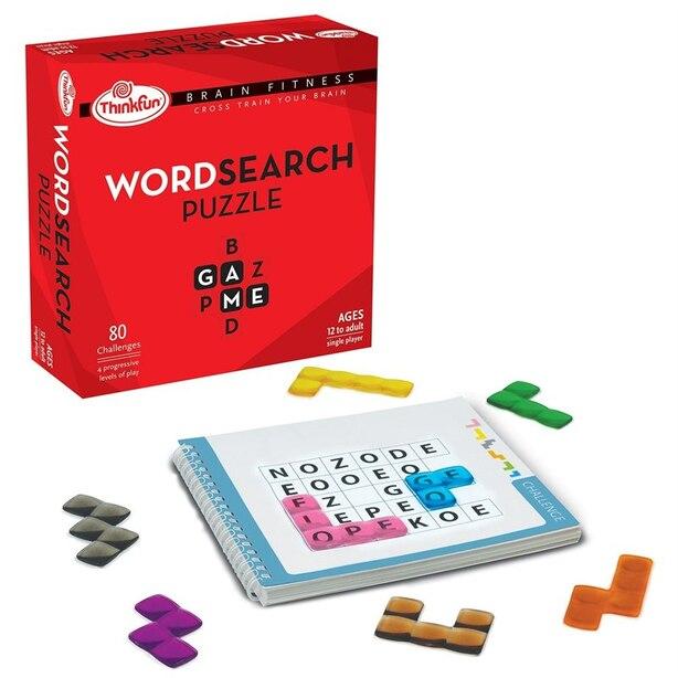 ThinkFun® Brain Fitness Word Search