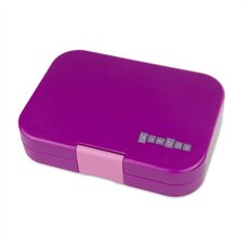 YUMBOX ORIGINAL BENTO LUNCH BOX CONTAINER, BIJOUX PURPLE