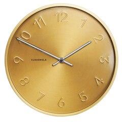 Horloge Cloudnola® –  Doré