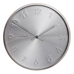 Cloudnola® Clock - Silver
