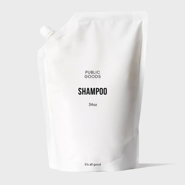 PUBLIC GOODS SHAMPOO REFILL 34 FL OZ