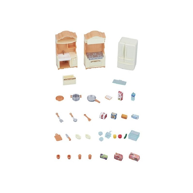 Calico Critters® Home Furniture Playset Kitchen